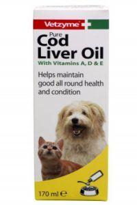 Vetzyme Cod Liver Oil