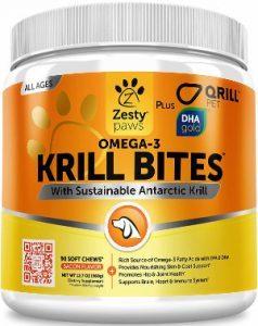 Zesty Paws Krill Bites