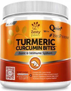 Zesty Paws Tumermeric Curcumin