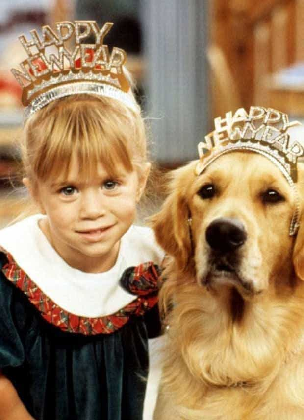 Comet from Full House