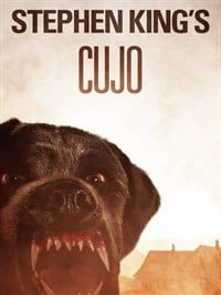 Cujo from Stephen King's Novel Cujo