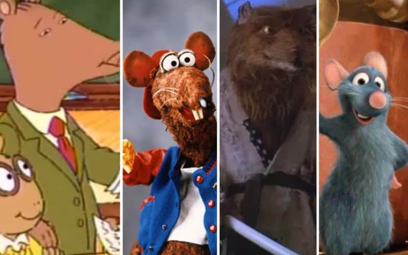 13 Famous Rat Names From Movies And Tv Greatest Rats Of All Time