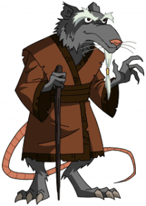 Master Splinter TMNT