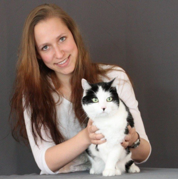 Nina Stahel Qualified Veterinarian